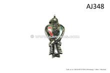 afghan pashtun kuchi handmade pendants