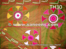 vintage tribal artwork suzani patches online