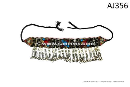 afghan kuchi necklace