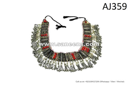 afghan kuchi tribal handmade belts