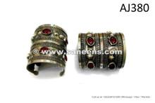 afghan kuchi tribal pashtun large bracelets