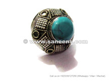 handmade pashtun women artwork rings
