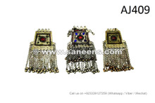 afghan kuchi tribal pendants for belts necklaces costumes