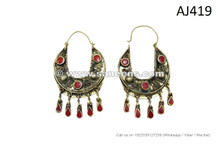 wholesale pashtun bridal earrings