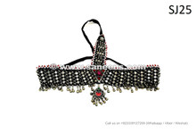 afghan kuchi headdress