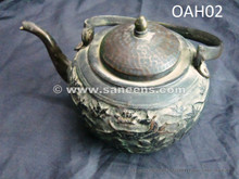 very rare afghan antique tea pot online