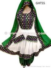 Elegant Afghan Dress