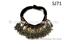 Afghan Nomad Handmade Necklaces Bellydance Tribal Jewelry Random 5 Necklaces
