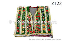 kuchi tribal chest patches, afghan clothes