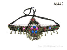 afghan jewelry headdress