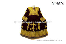Genuine Hand Embroidered Afghan Kuchi Shirt Tribal Fashion Ethnic Frock