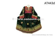 Afghan Women Long Frock Gypsy Oriental Dance Costume Tribal Ethnic Dress