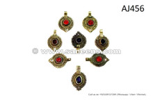 Bellydance DIY Pendants For Jewelry Belts And Necklaces Random 8 Pieces Pack