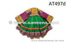 Traditional Gypsy Tribal Costume Genuine Kuchi Banjara Frock