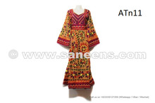Beautiful Afghan Nomad Frock Low Price Wedding Clothes Kuchi Texture Frock