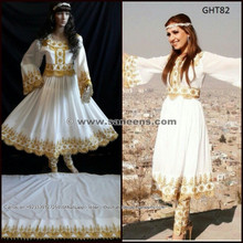 beautiful afghan bride dress frock