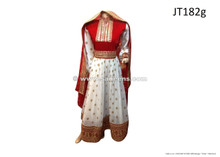 afghan dresses gown in low price wholesale