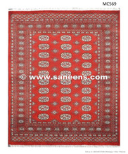 handmade bokhara rug in affordable price