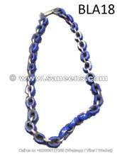 handmade afghan lapis lazuli chain