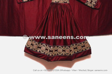 afghanistan pashtun bridal dress