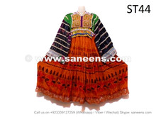 afghan kuchi ethnic dress