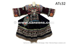 afghan kuchi coin dress