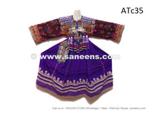 kuchi tribal coins dress