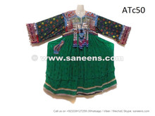 afghan kuchi coins dress