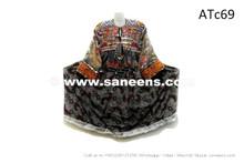 kuchi afghan coins dress