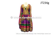 afghan muslim wedding clothes dress gown