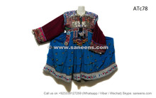 baloch afghan dresses clothes with lot of coins work