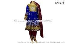 Aryana Sayeed Afghan Dress
