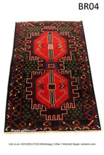 baluch tribal unique design rug at very low price