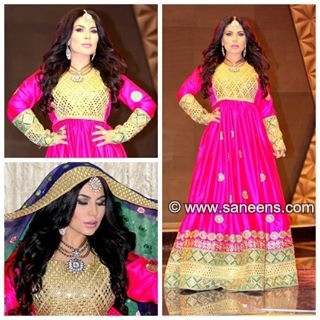 aryana sayeed dress