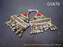 nomad boho fusion forehead jewelry pendants
