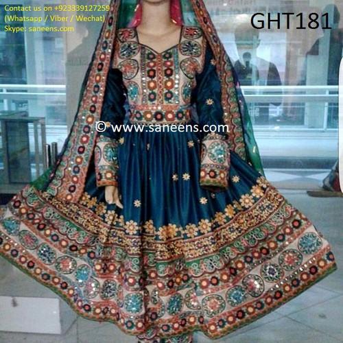 afghan wedding dress, afghan clothes, afghan bridal dresses