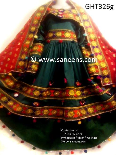 afghan clothes, afghani dress, afghan fashion