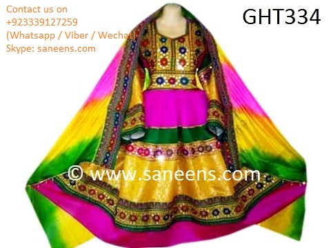 afghan clothes, afghan traditional dress