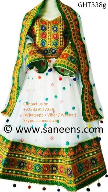 afghan clothing, afghani dress
