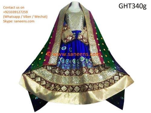 afghan clothes, afghani dress