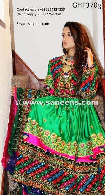 afghani dress, afghani suit