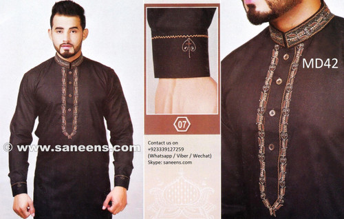 mens fashion, afghani dress new style