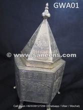 ancient afghan antique box