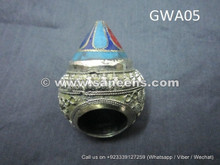 afghanistan tribal artwork ring