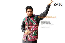 afghan traditional vest