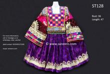 afghan clothes, kuchi vintage frock