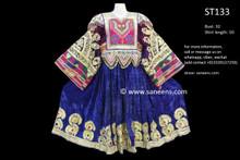 afghan clohtes, kuchi vintage dress