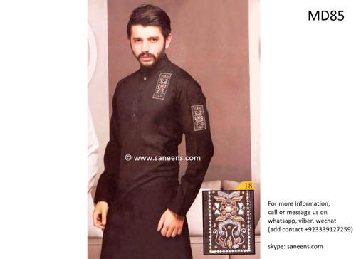 pakistani clothe, pashtun gents suit