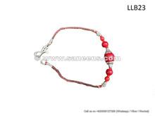 afghan coral stone bracelet bangle