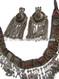 ats cairo bellydance performance belt hip wrap with pendants